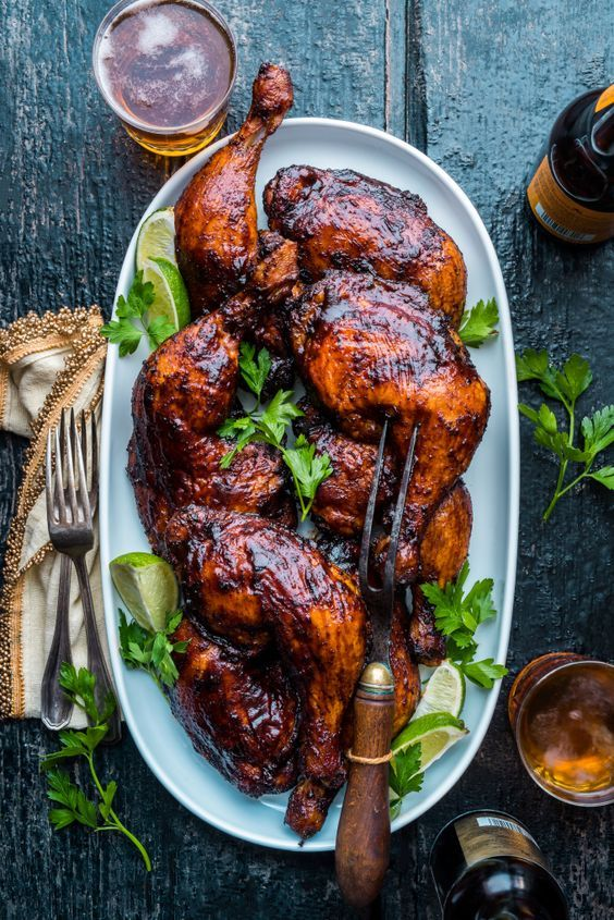 Tandoori Chicken | How To Make Tandoori Chicken - YupFoodie #tandoorichicken