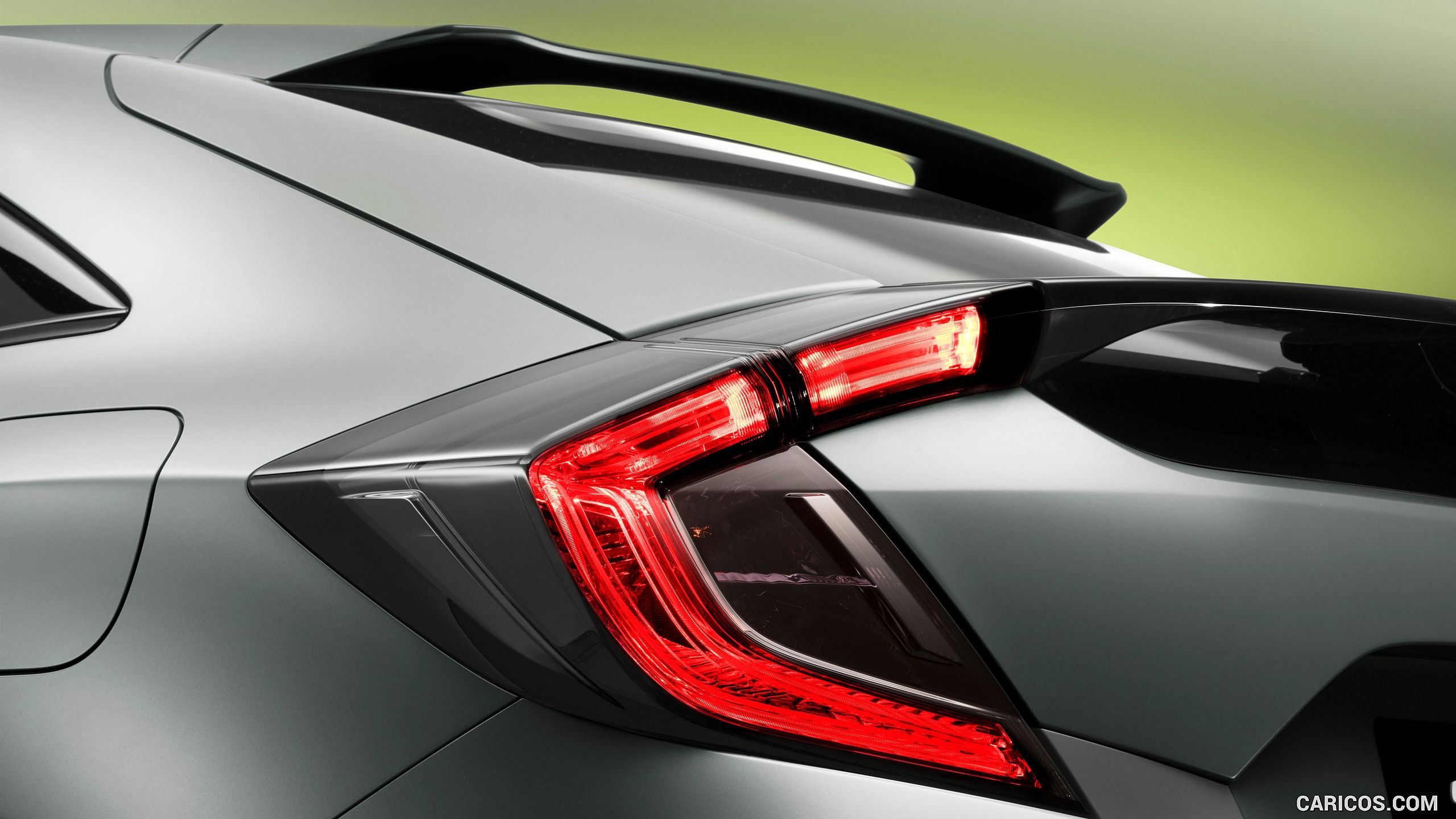 2016 Honda Civic Hatchback Concept Wallpaper