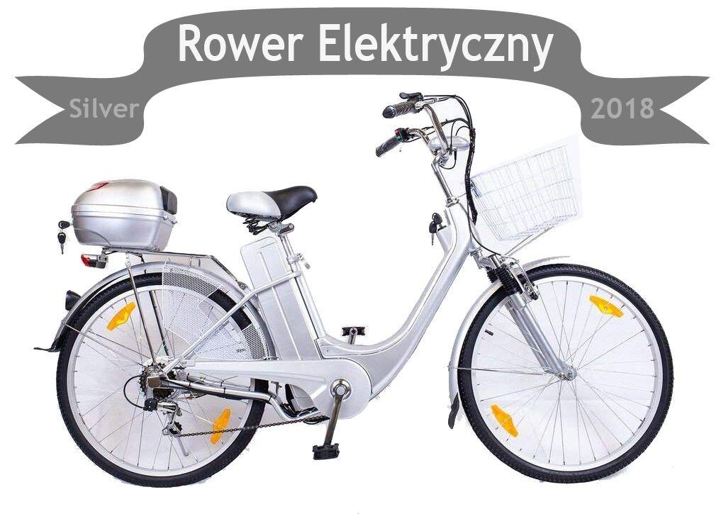 Rower Elektryczny 26 Jagpol Silnik 250w 36v 7700834262 Oficjalne Archiwum Allegro Ebike Electric Bike Bike