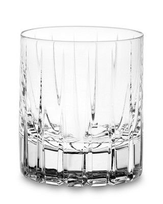 Dorset Crystal Double Single Old Fashioned Glasses Set Of 4 Glasses Fashion Old Fashioned Glass Bar Glasses
