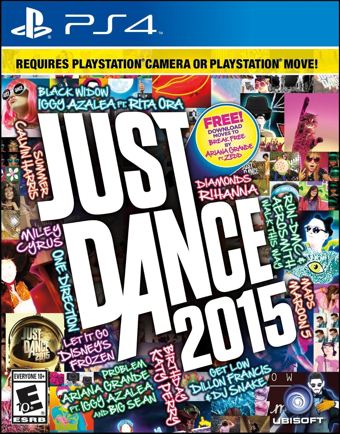 Just Dance 2015 Ps4 Wii Xbox One