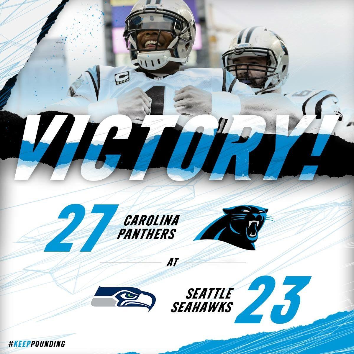 Pin by james sovine on Panther wins Carolina panthers