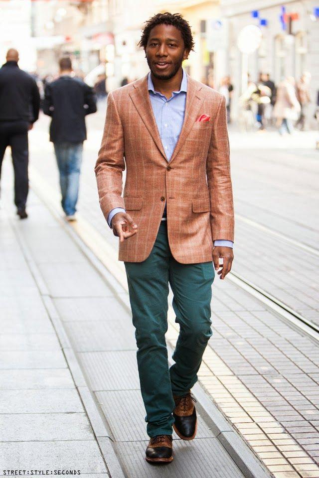 Elegant Green Blazers