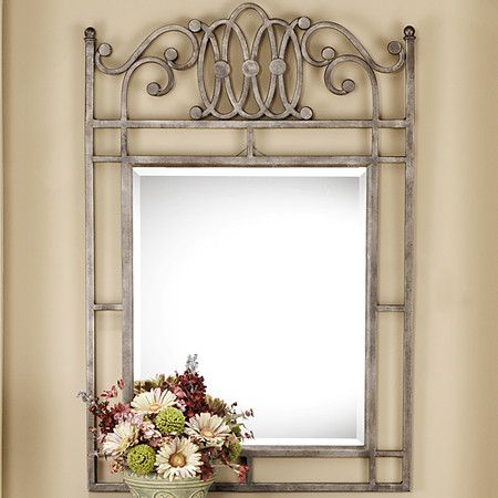 I Pinned This Montello Wall Mirror From The Parker Vale Event At