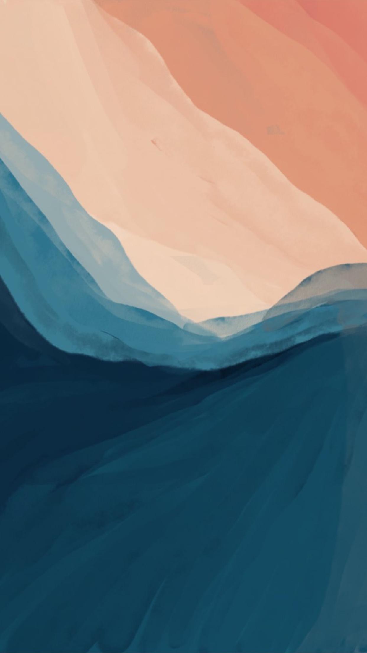 Plain Aesthetic White Background