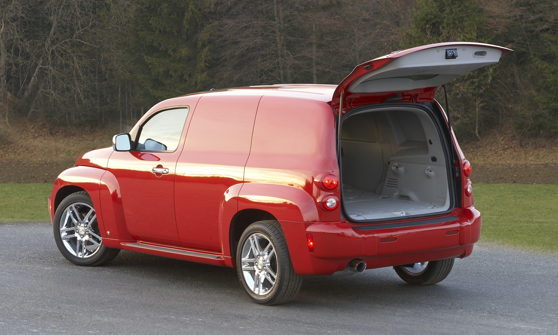 Chevy Hhr Chevrolet Aveo Captiva Panel Truck Custom Vans Automobile