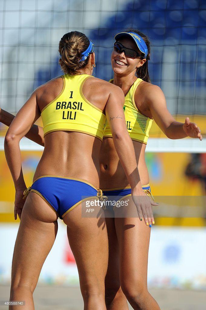 July 13 - Beach Volleyball - Women Preliminary Round -9176