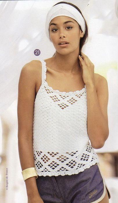 Crochetemoda: July 2012