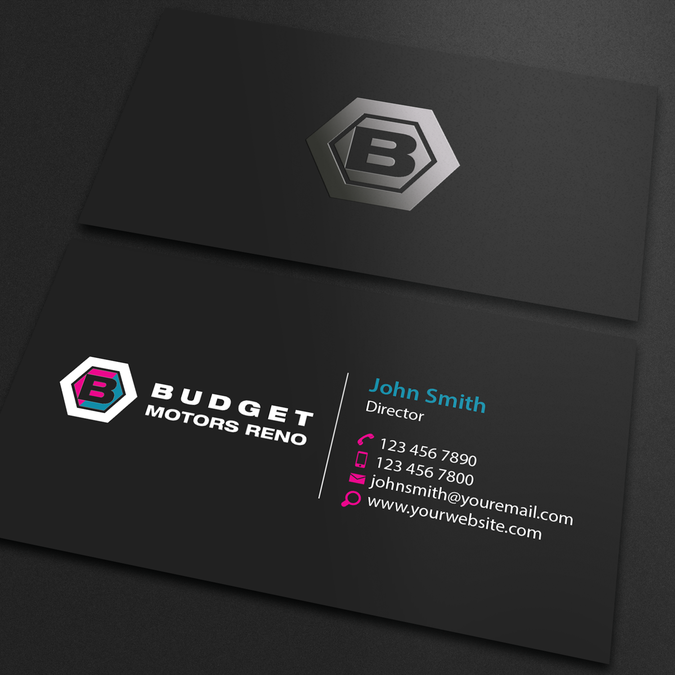 Local business needs an out of this world business card design by local business needs an out of this world business card design by an designer colourmoves