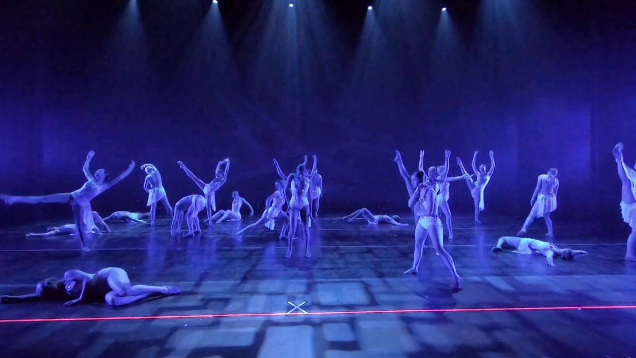 Never Enough Loren Allred From The Greatest Showman Expressenz Dance Center Youtube The Greatest Showman Dance Videos Contemporary Dance