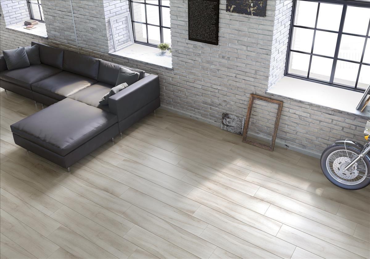 Pavimento Imitaci N Madera Mukali Blanco 1 23×120 Pavimentos  ~ Suelos Imitacion Madera Porcelanosa