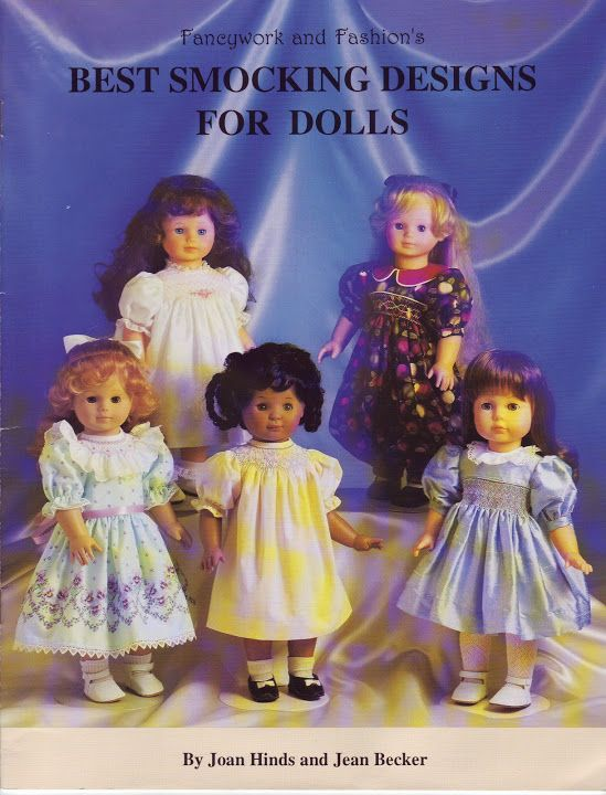 "Sunday Best Dress Doll Clothes Sewing Pattern for 12/"" Senson Dolls"