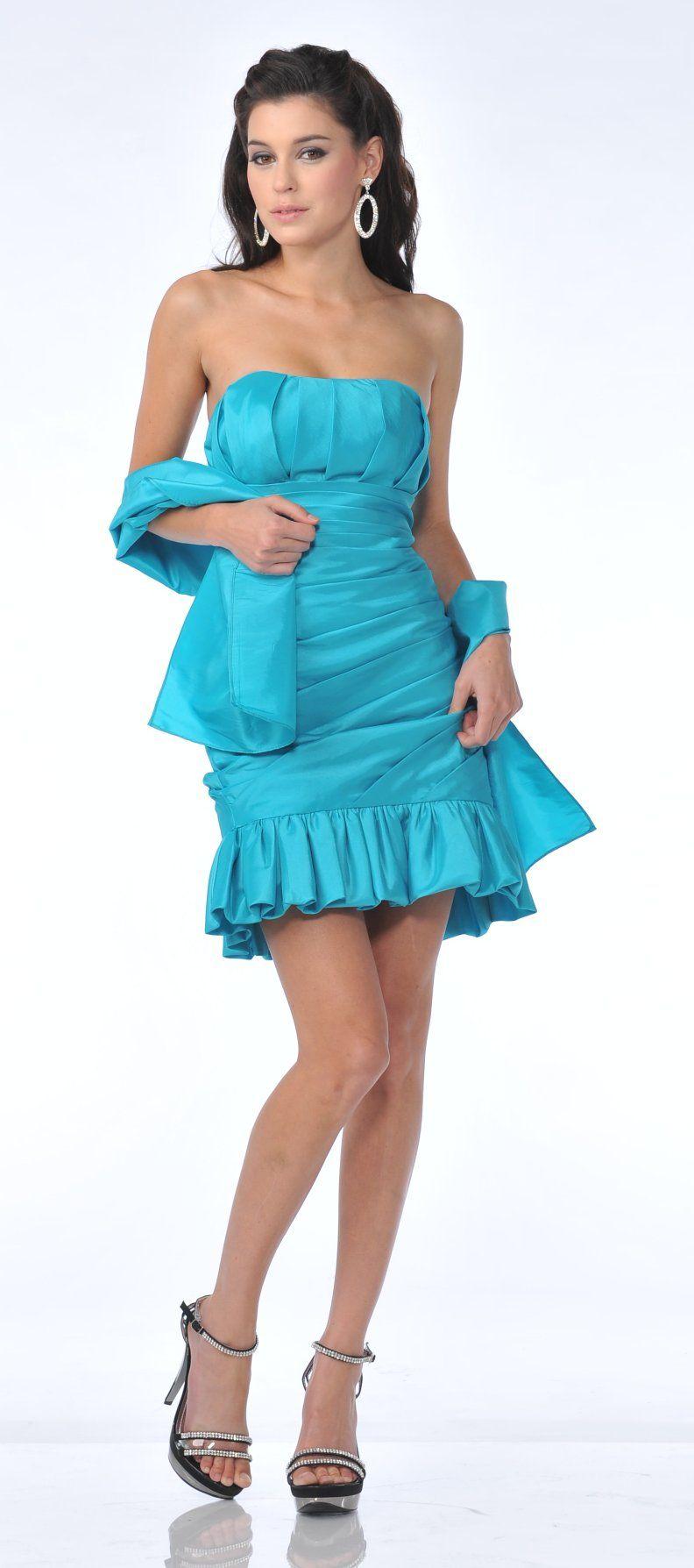 Form Fitting Graduation Dresses