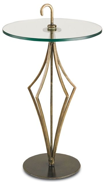 4137 brolly round accent table dia 16 h 28 glass top 442 50 1foot rh pinterest es