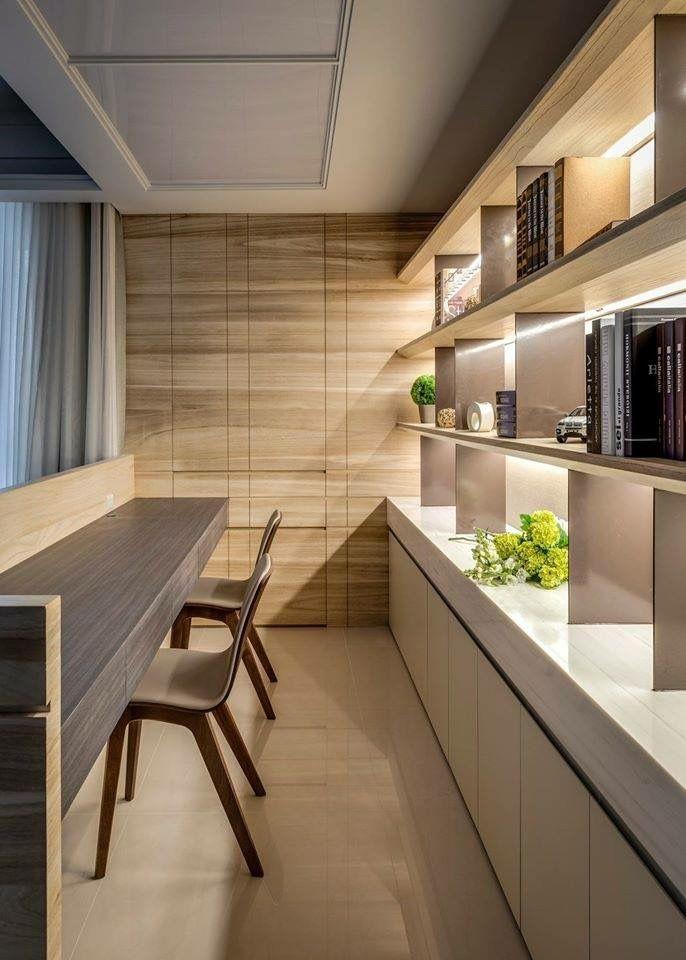 Study Room Interior Design: Pin By Joanna Ku On Interior Design