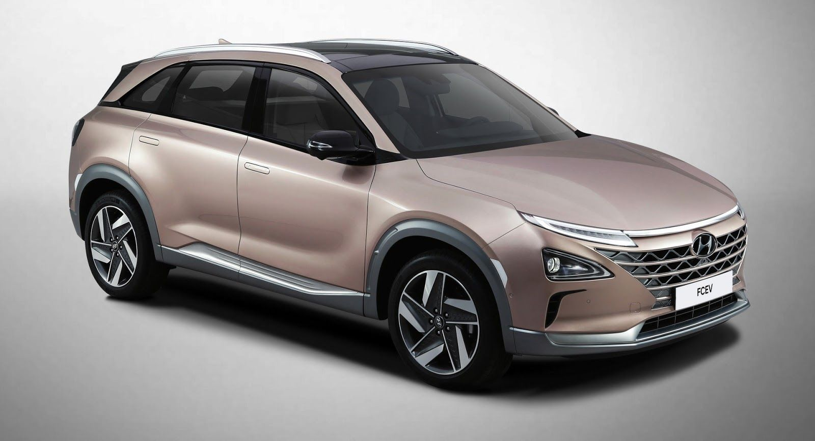 Hyundai's NextGen FCEV To Debut New Autonomous Systems