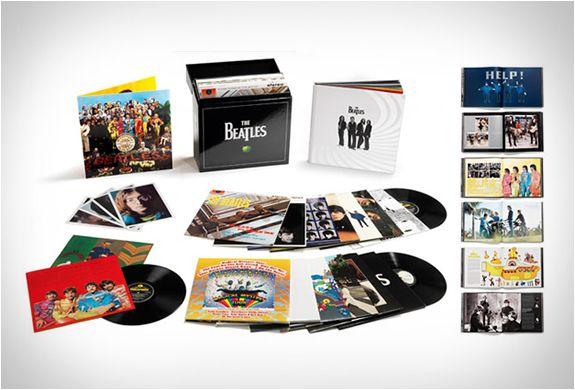 The Beatles Stereo Vinyl Box Set Beatles Vinyl Boxset The Beatles