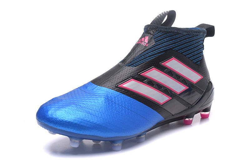 newest 46b07 990c4 Adidas ACE 17+ Purecontrol FG 2018 World Cup Dragon black jewelry blue black  pink