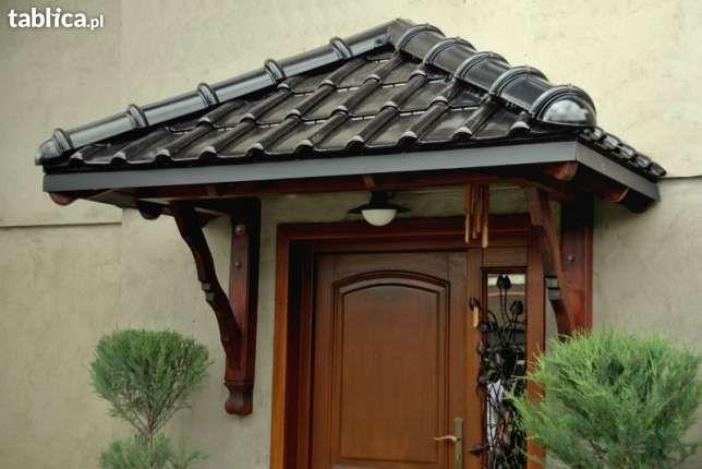 Daszki Nad Drzwi Z Blachy Szukaj W Google Outdoor Decor Outdoor Structures Gazebo