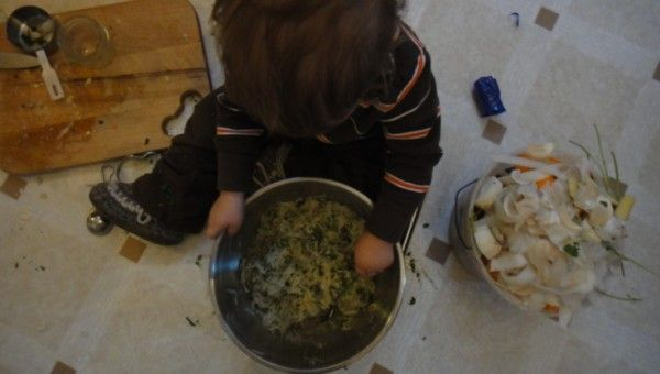An Unconventional, Yet Ancient Approach to Starting Babies on Solid Food (I would leave out most dairy, legumes, and grains)