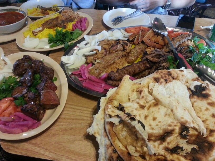 Halal Food Ali Baba Restaurant El Cajon San Diego Been