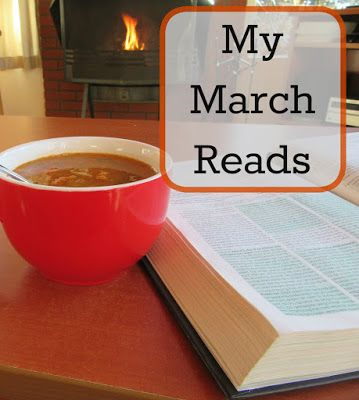 Our Unschooling Journey Through Life: My March Books