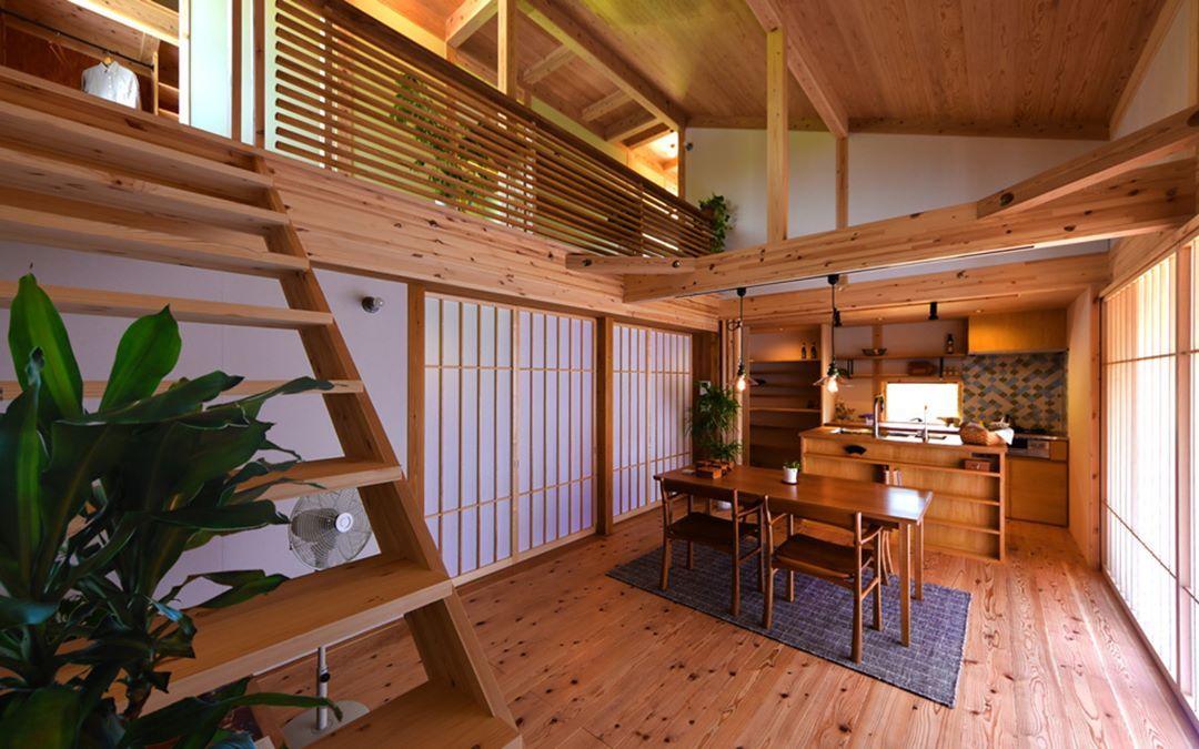宮崎の木の家 ウッドデザイン On Instagram 和モダンな