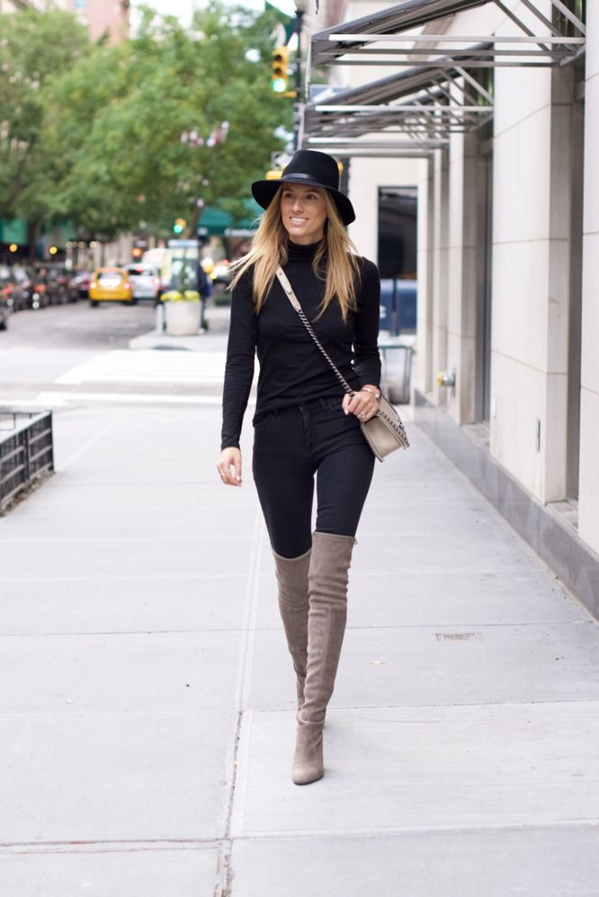 Over The Knee Boots | Fashion, Wineries