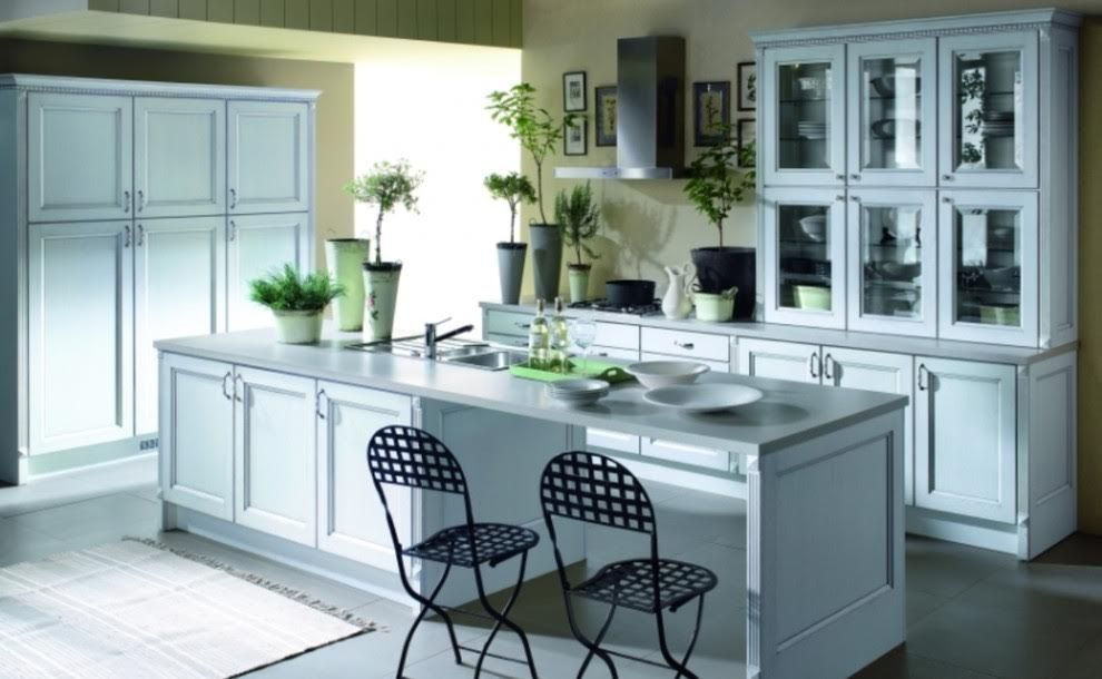 Green Kitchen Cabinets: Nearly Formaldehyde Free Plywood ...
