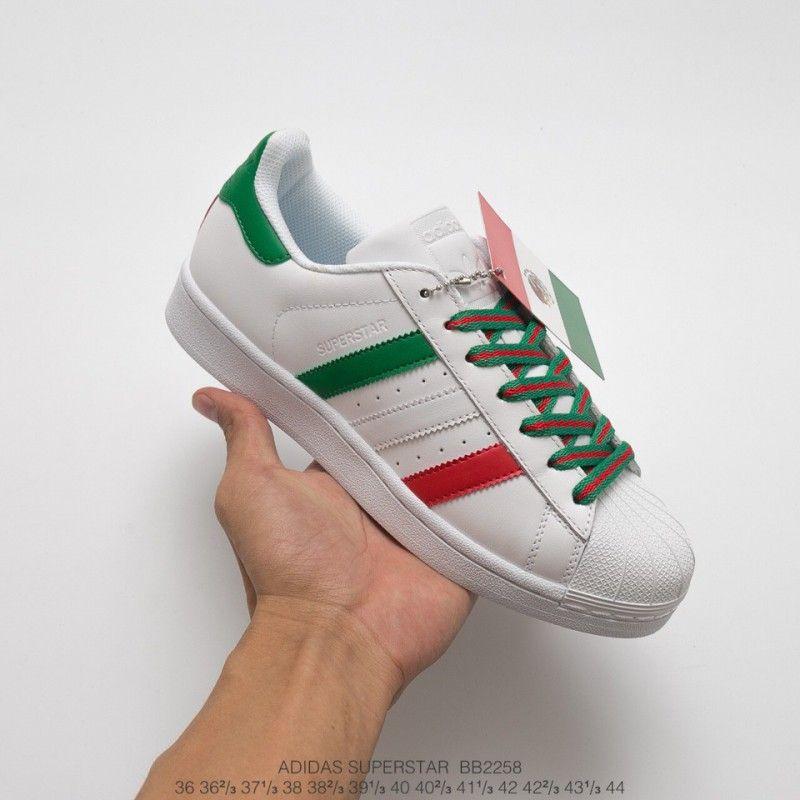 Adidas Superstar Mens Red Stripe,Adidas Superstar Black Red