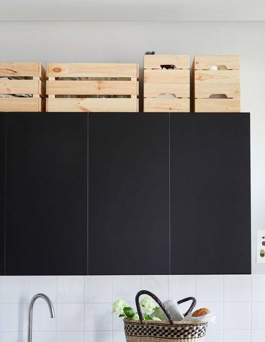 Da IKEA trovi molte idee per sfruttare al meglio lo spazio sopra i ...