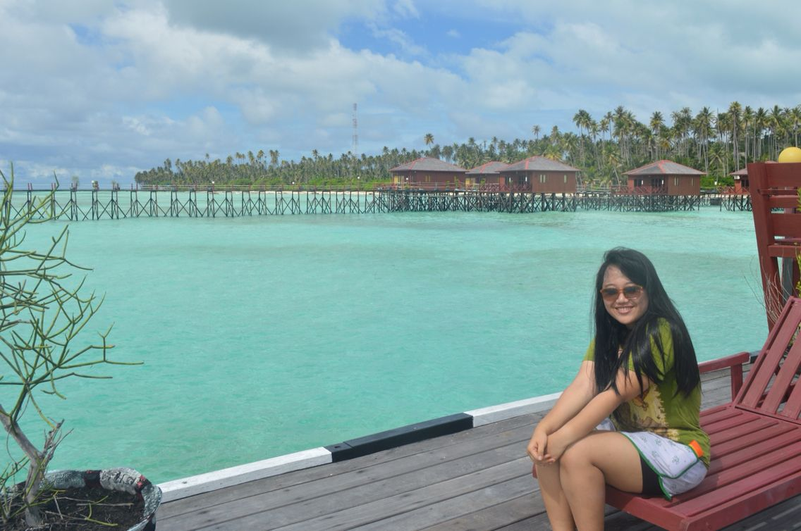 My best trip ever in Maratua's Island, East Borneo - Indonesia (2012) ❤️❤️❤️