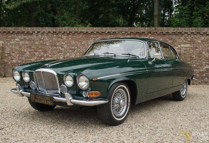 Classic 1968 Jaguar 420g For Sale 13929 Dyler Classic Cars Classic Cars British Jaguar