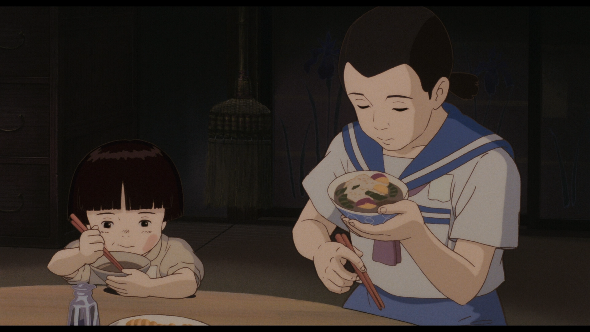 Grave of the Fireflies (1988) 火垂るの墓, アニメ