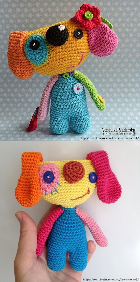 Амигуруми крючком | Muñecos en crochet y Juguetes