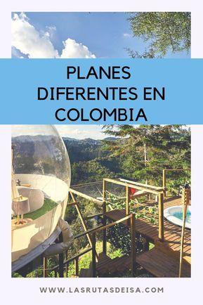Los hospedajes mas originales en Colombia – Las Rutas de Isa