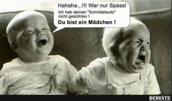 Hahaha..! War nur Spass! | DEBESTE.de, Lustige Bilder ...