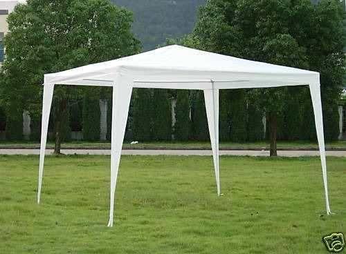 1358f64ac toldo carpa blanco jardin eventos fiestas 3x3 3 metros