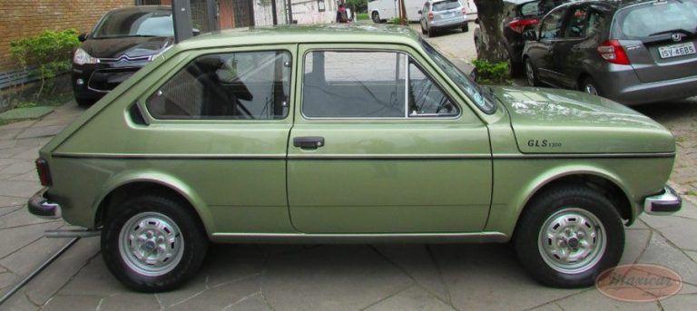 Fiat 147 Gls 1979