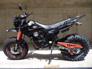 バイク オフ カスタム ロード 操るおもしろさにハマる! カワサキのオフロードバイク「KLX230」の魅力を語らせてくれ!!