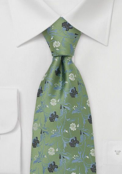 Lucy and Gang Tie Mens Necktie