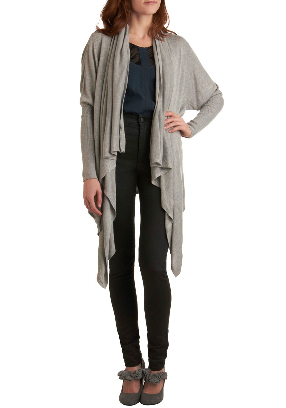 Standout of this World Cardigan in Wonderland | Pear shaped girls ...