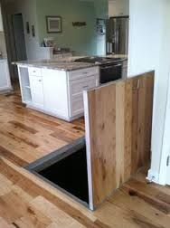 image result for basement doors inside