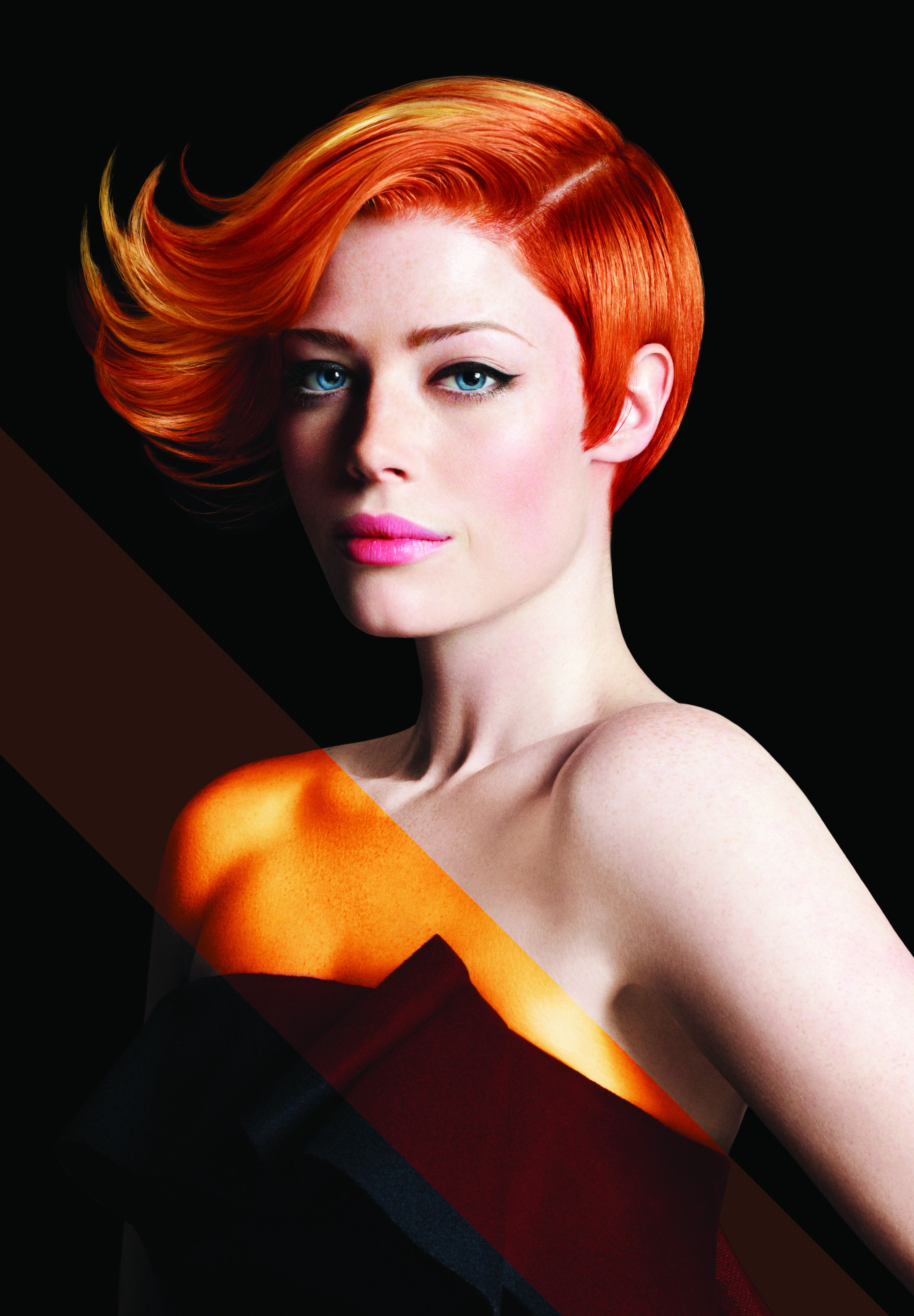 Paul Mitchell Professional Hair Colour Red Hair