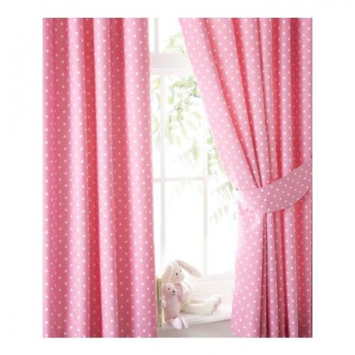 13 Inspiring Pink Bedroom Curtains Picture Idea. Girls Bedroom Curtains   Curtain   Pinterest   Pink  Girls and