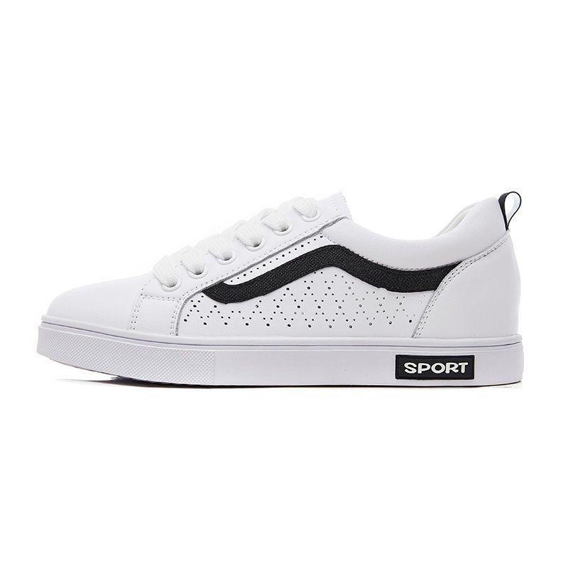 Zapatos blancos con cordones casual Find para mujer fDaKF