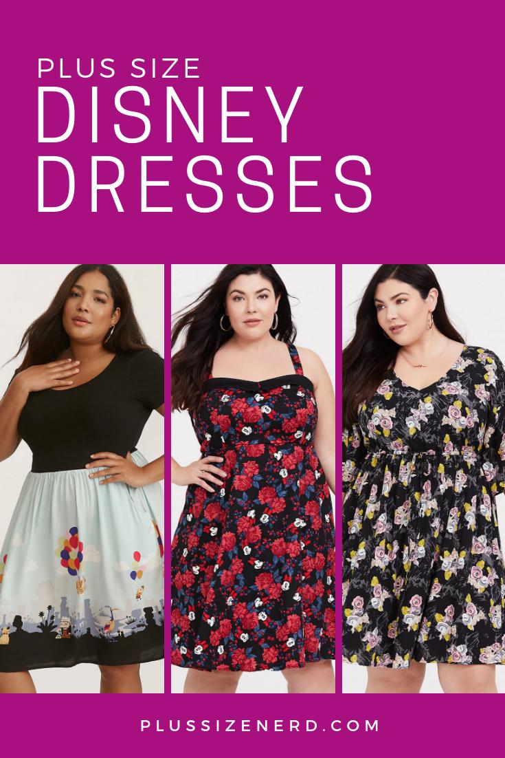 Find a Magical Plus Size Disney Dress Fit for a Princess | Plus Size ...