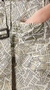 burberry london map trench coat - Google Search