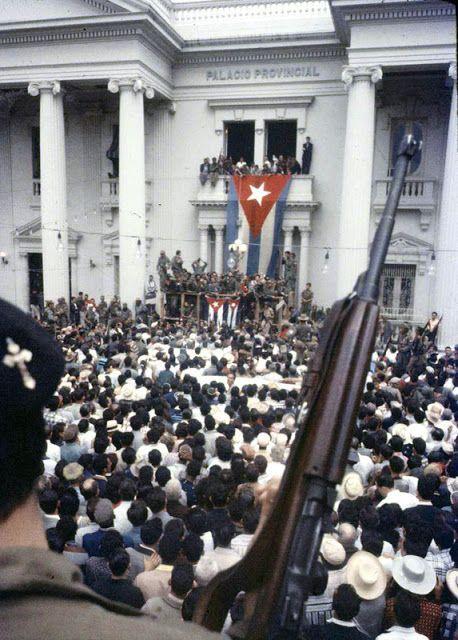 1 января 1959 года - день победы Кубинской революции
