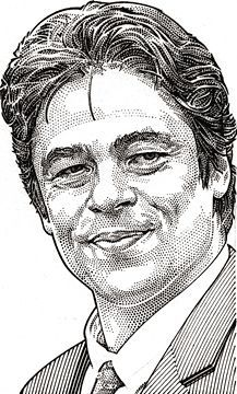 Image result for wall street journal celebrity sketches ...